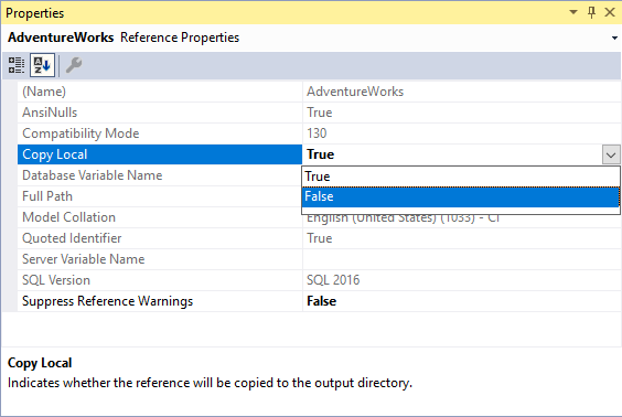 Use tSQLt with SQL Change Automation projects - SQL Change