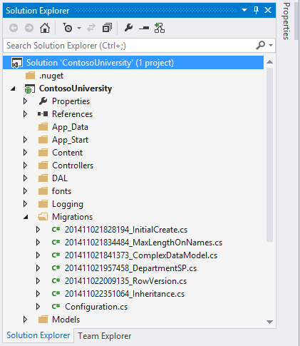 Work with Entity Framework CodeFirst migrations - SQL Change