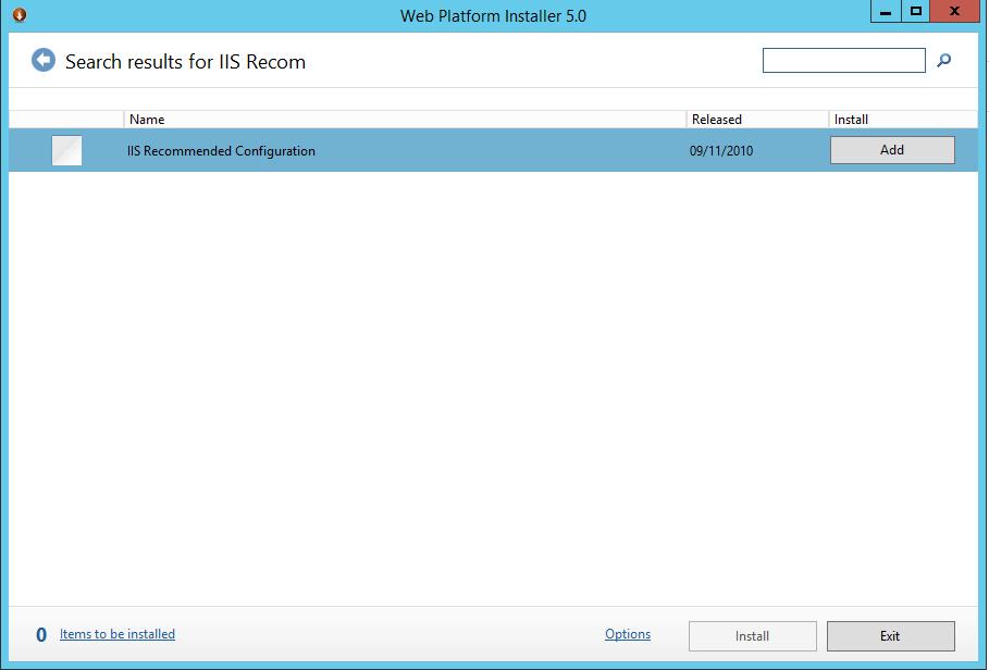 Installing SQL Monitor on IIS - SQL Monitor 9 - Product Documentation