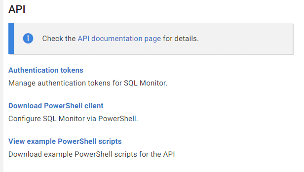 Authentication - SQL Monitor 9 - Product Documentation